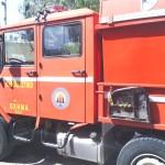 Πυροσβεστικό όχημα Δήμου Βύρωνα