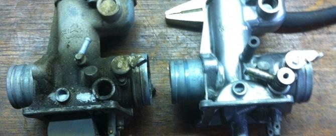 Μηχανικά μέρη (πριν & μετά)